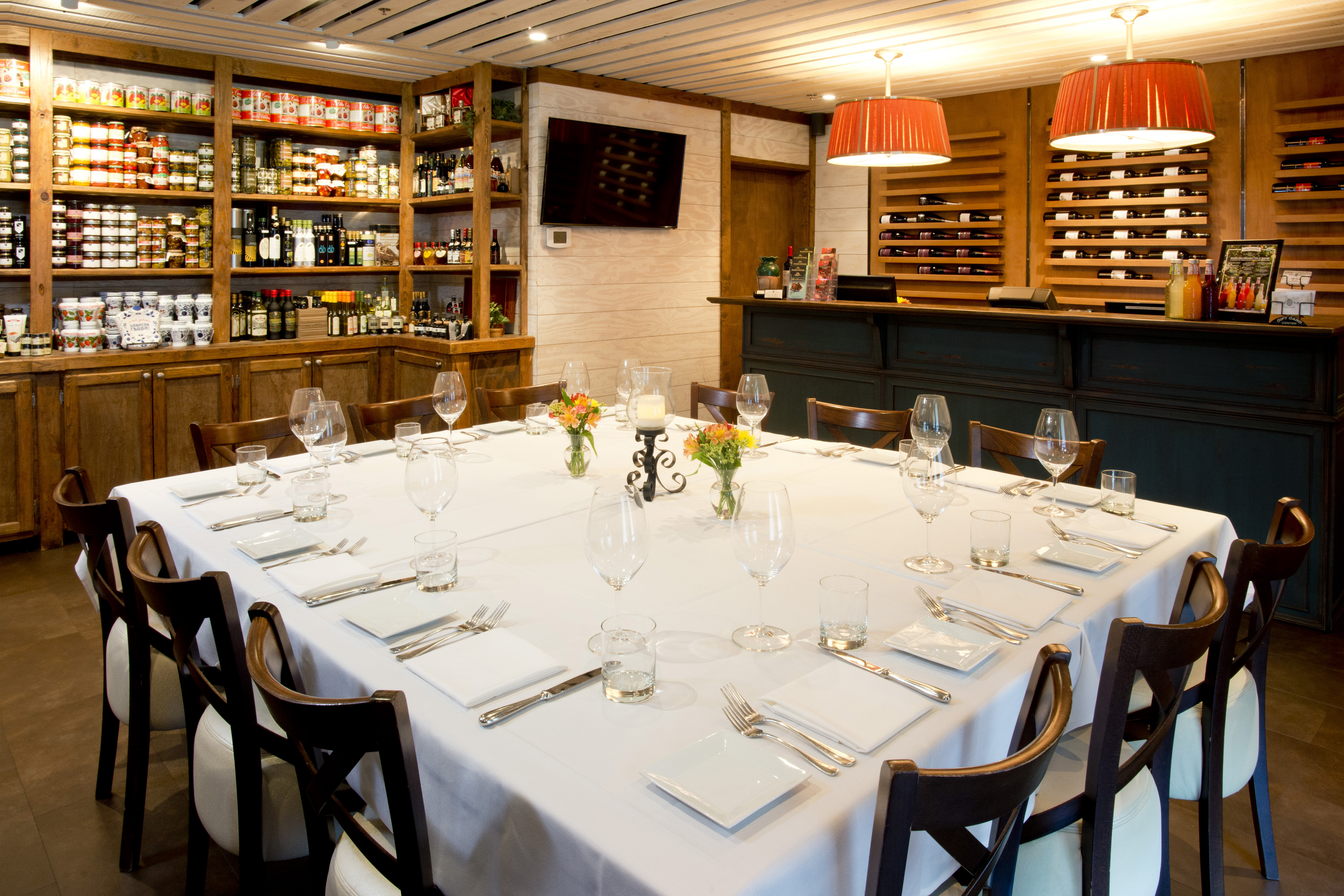 Cucina Restaurant Orleans Michael Anthony S Cucina Italiana Private Dining