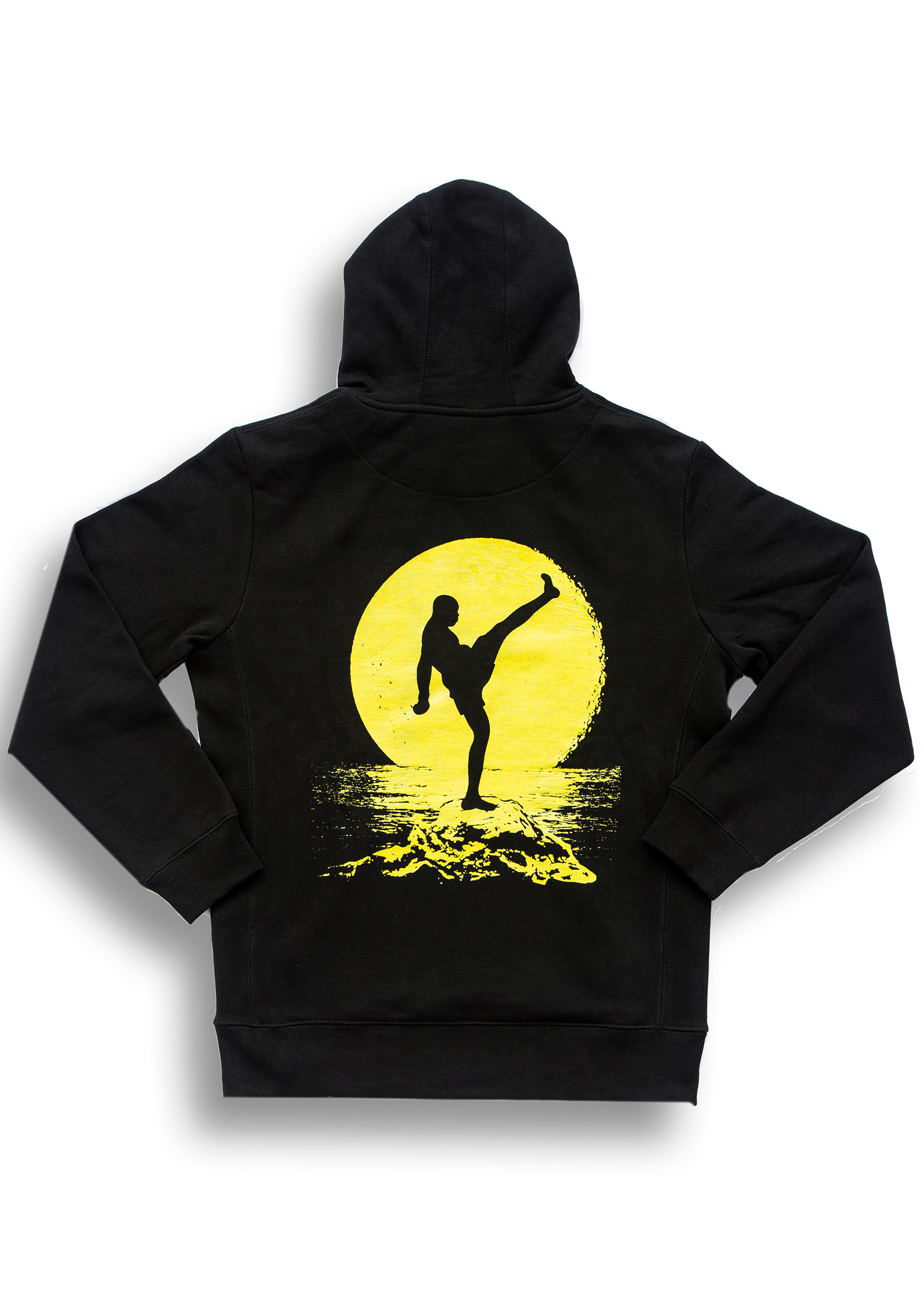 Pullover In Gym Official Spider Kick Gym Hoodie Men S Supima Cotton Sweatshirt