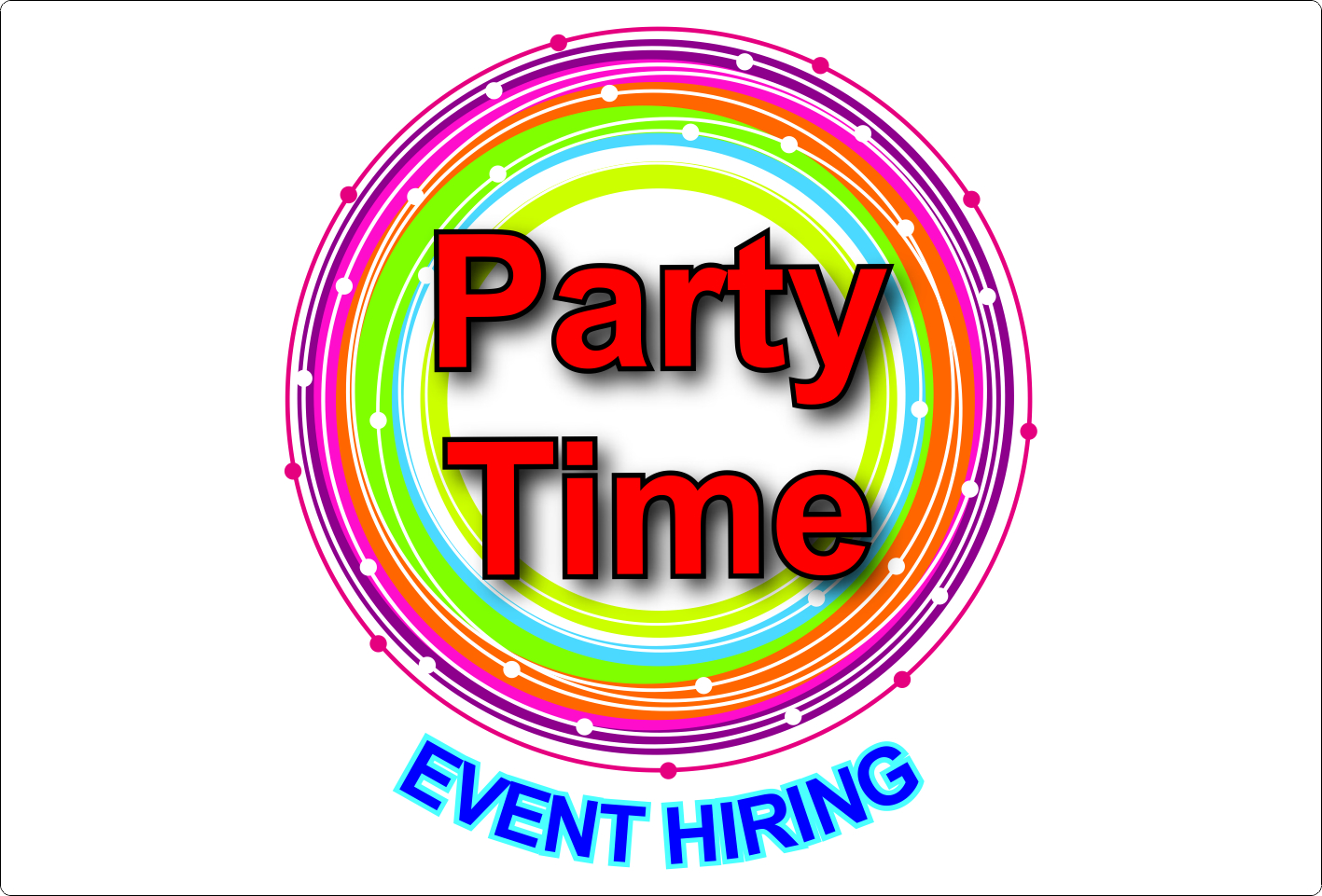 Party Time Party Time Event Hiring Western Cape Catalog
