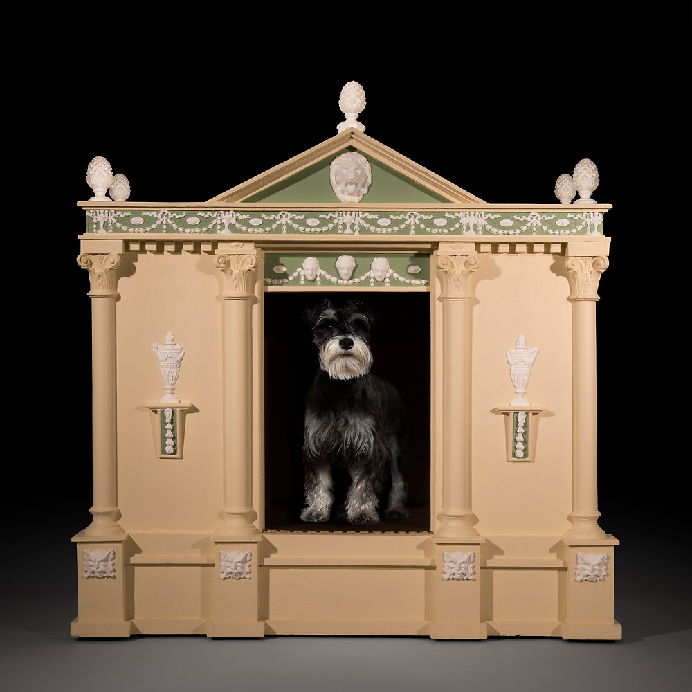 Top 11 Luxury Dog Houses From Madame De Pompadour To Peacock S Finest