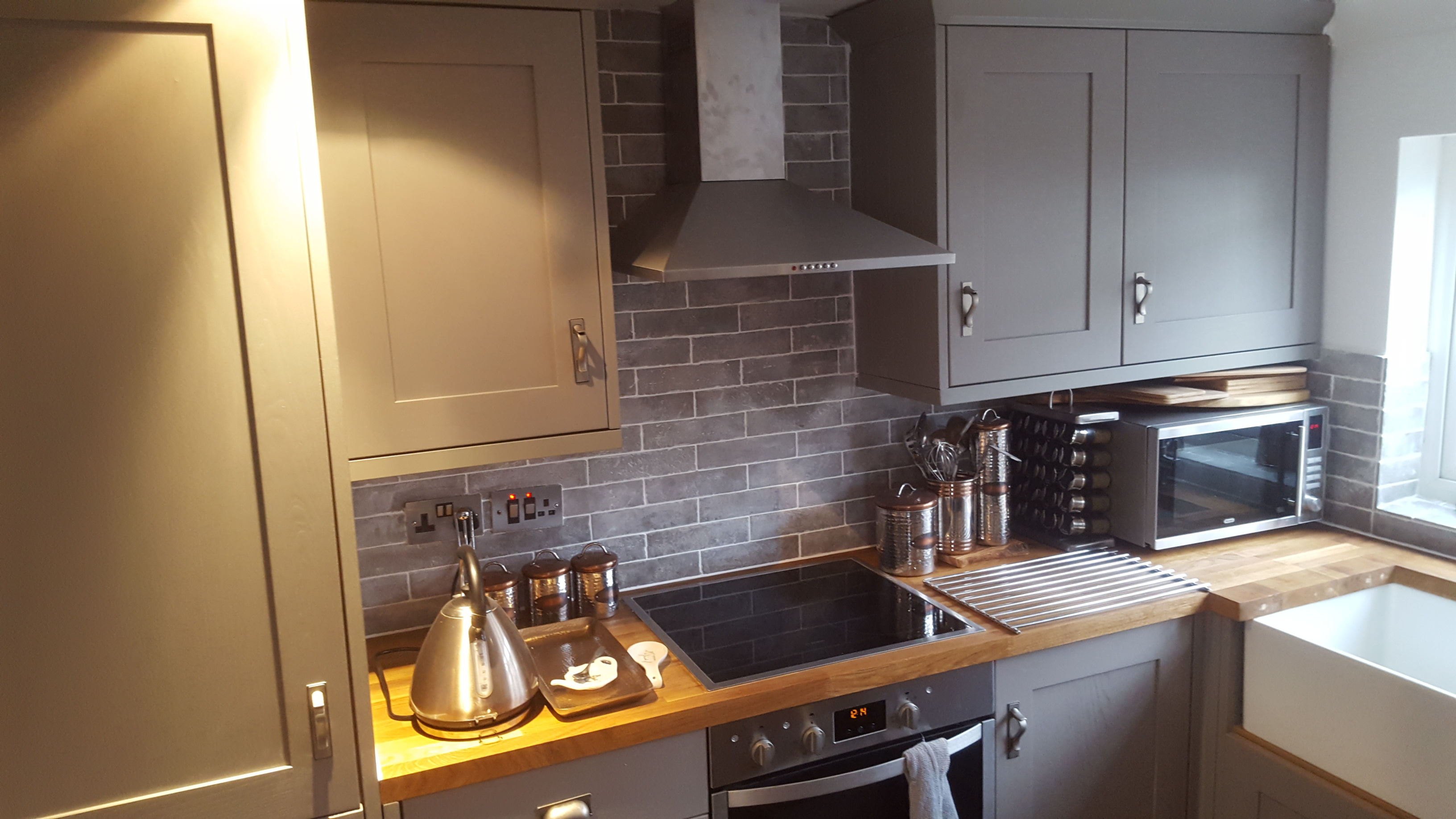 B&q Kitchen Fitting B Q Kitchen In Enfield Town North London Ponari
