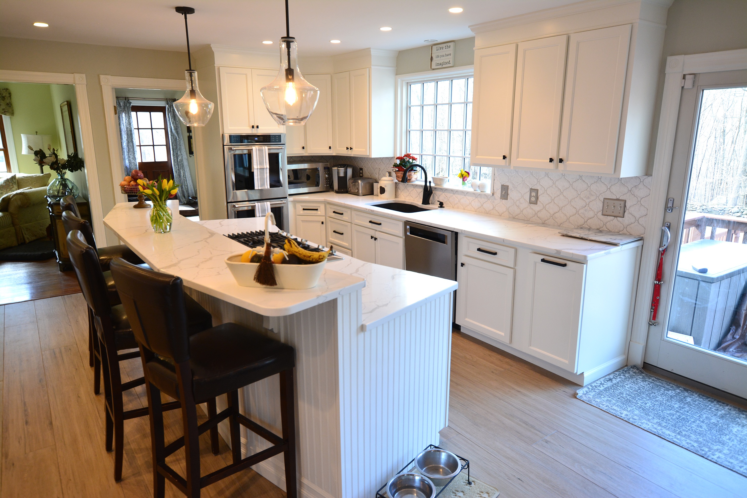 Reglazing Kitchen Cabinets Kitchen Cabinet Refinishing Stamford Ct Able Refinishing