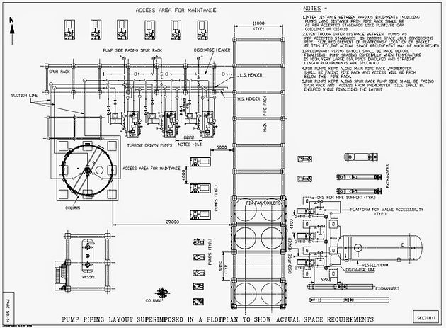 Piping Layout Considerations Calgary, AB Little PEng for
