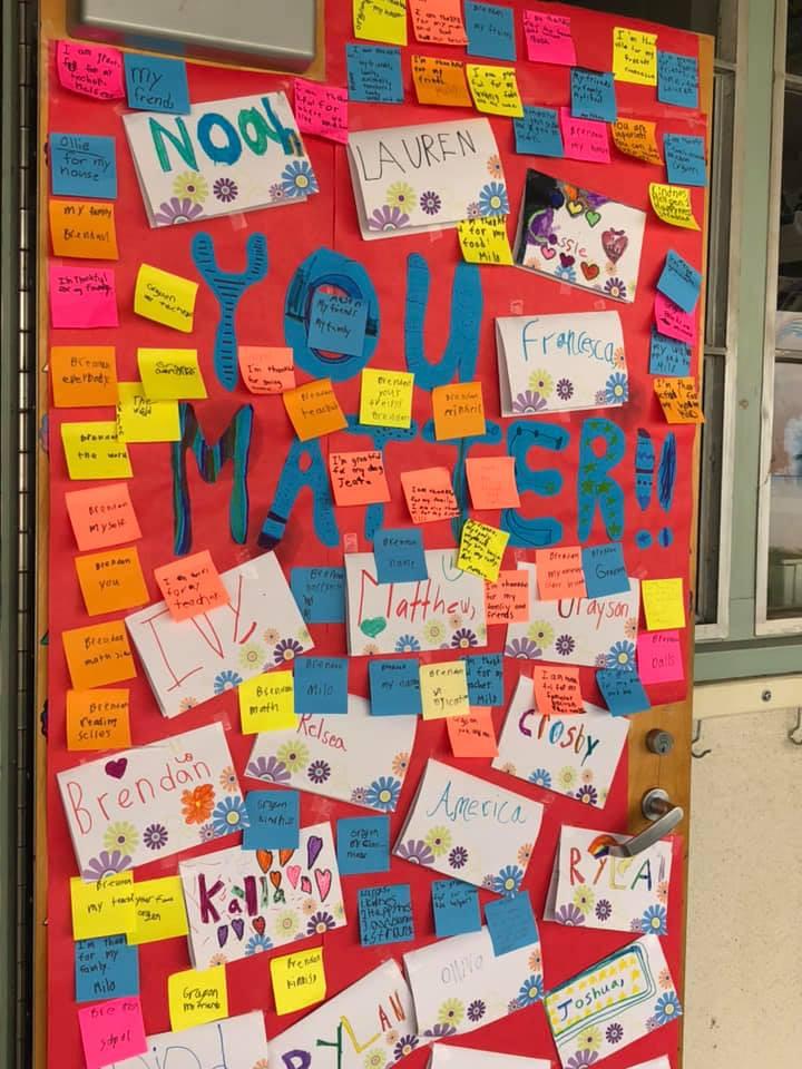 Poinsettia Elementary School, Ventura, California