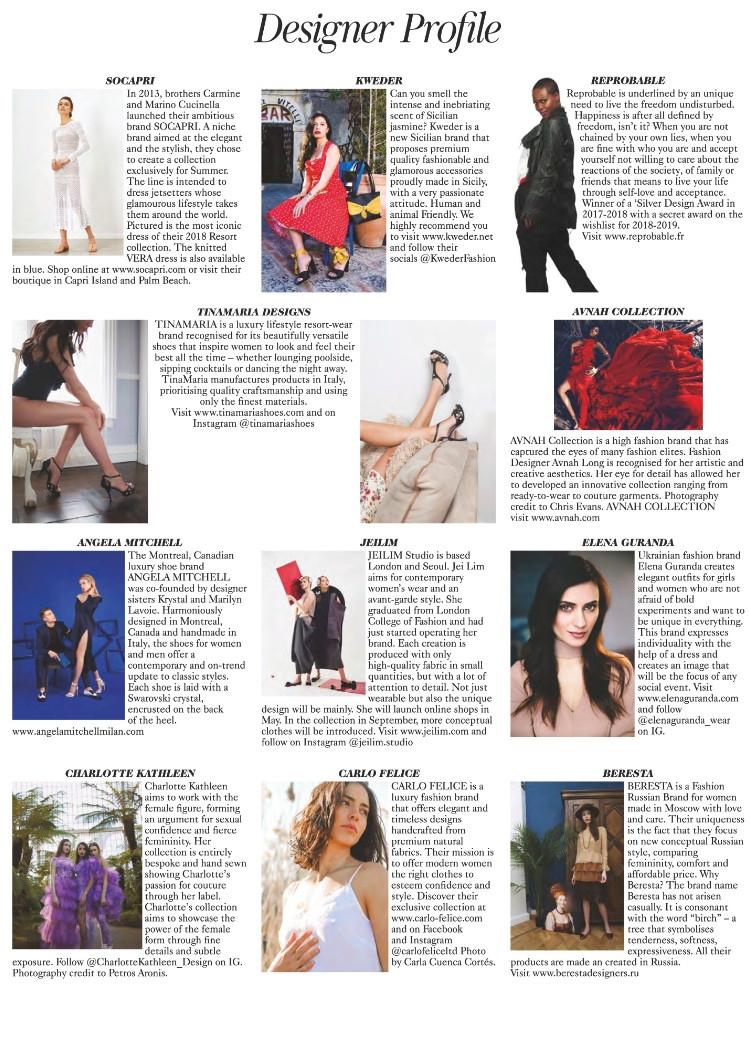Celebrity / Press AVNAH