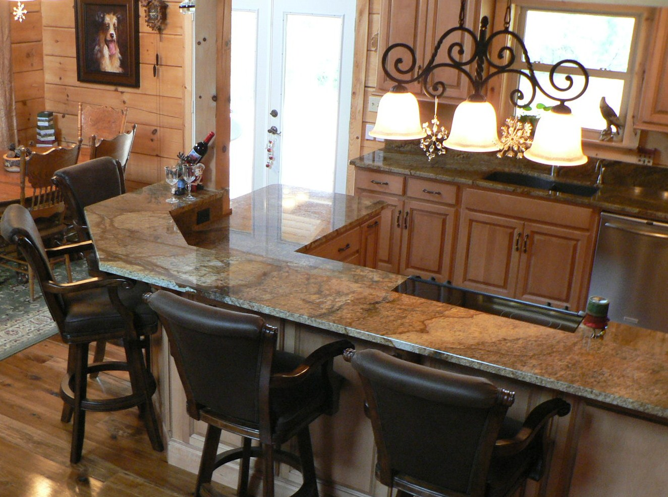 Copper Canyon Granite Countertops Granite Quartz Countertops In Huntsville Al Copper