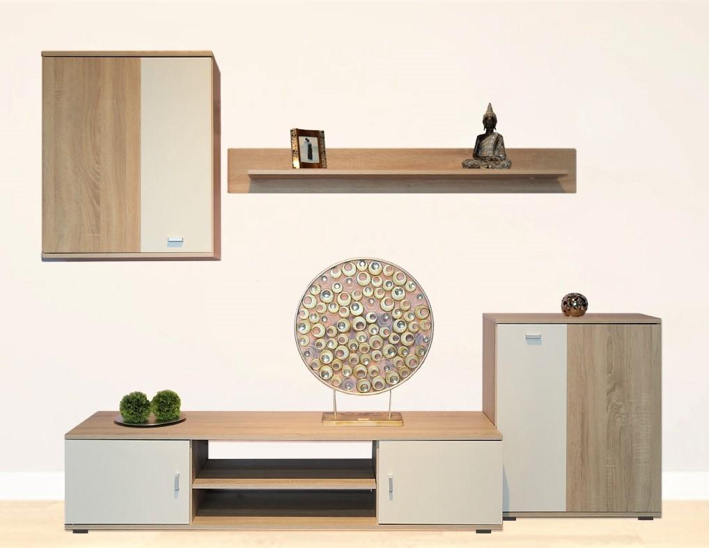 Kleinmöbel 40 Cm Interliving Couchtisch Serie 6202 Beistelltisch