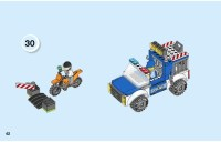 10735 Police Truck Chase - LEGO instructions and catalogs ...