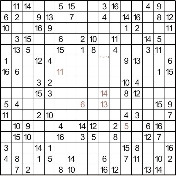 Mind Games II- Sudoku Theoretical Parodox