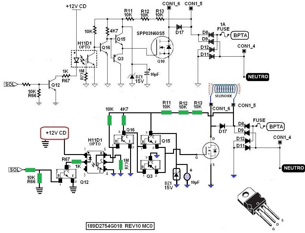 motor control panel diagrama de cableado