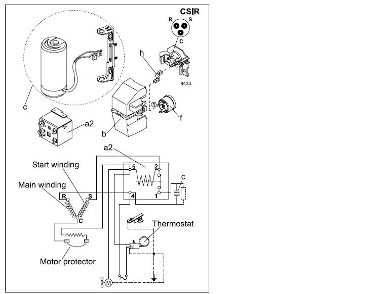 1086 diagrama de cableado