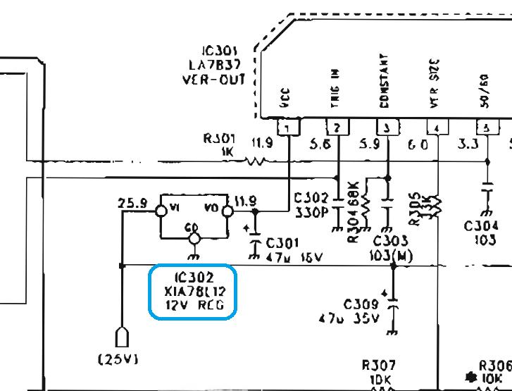 grundig mrt 2070 diagrama
