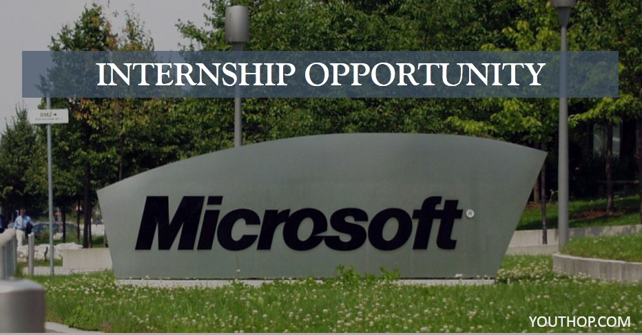 Microsoft Malaysia Internship Program - Youth Opportunities - interning at microsoft
