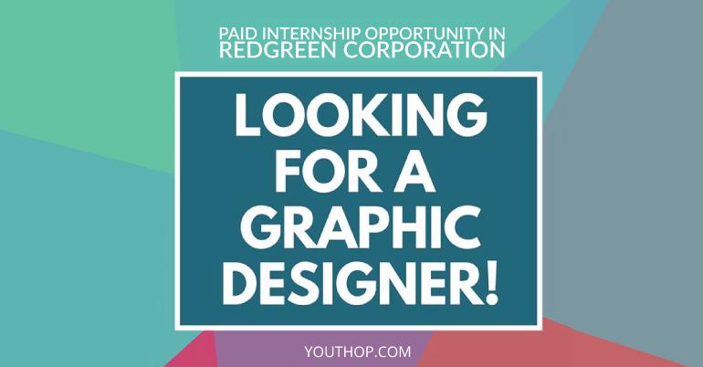 Paid Internship Opportunity 2017 at Redgreen Corporation - Bangladesh - looking for an internship