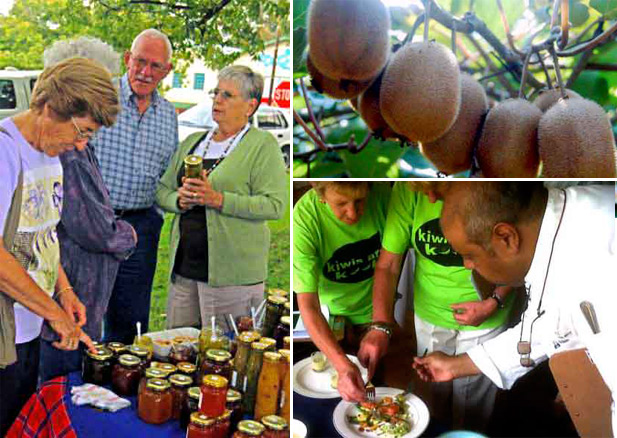 images from the Kiwi Festival