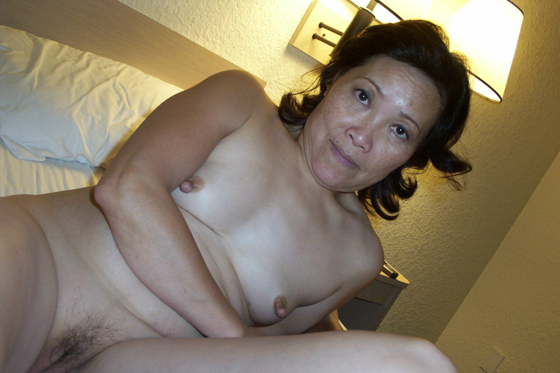 Naked mom caught cheating