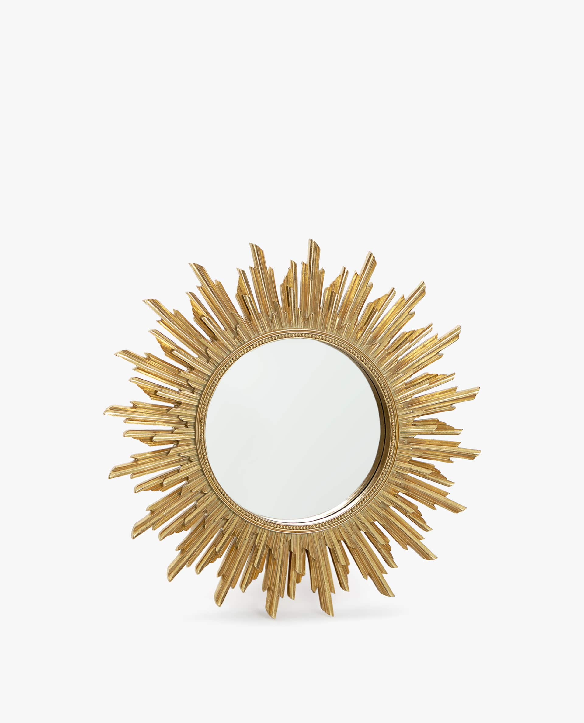 Sun Shaped Mirrors Small Sun Shaped Mirror