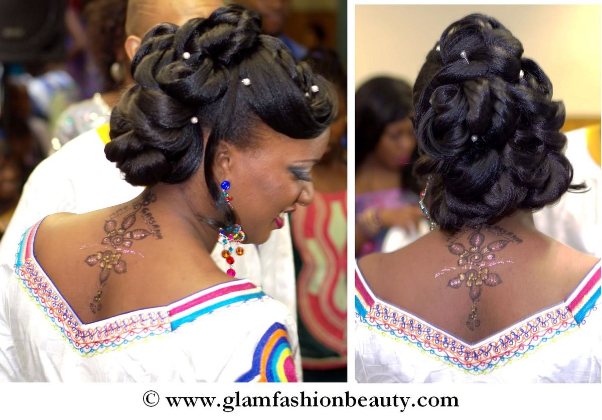 Coiffure Mariage Tissage Tissage Ouvert Chignon