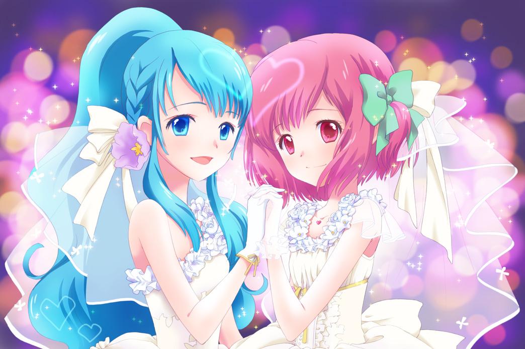 Anime Girl With Cat Ears Wallpaper Sono Chieri Akb0048 Zerochan Anime Image Board