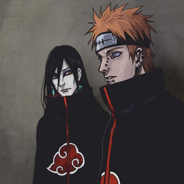 Naruto Quotes About Pain Wallpaper Akatsuki Naruto Image 1641756 Zerochan Anime Image Board