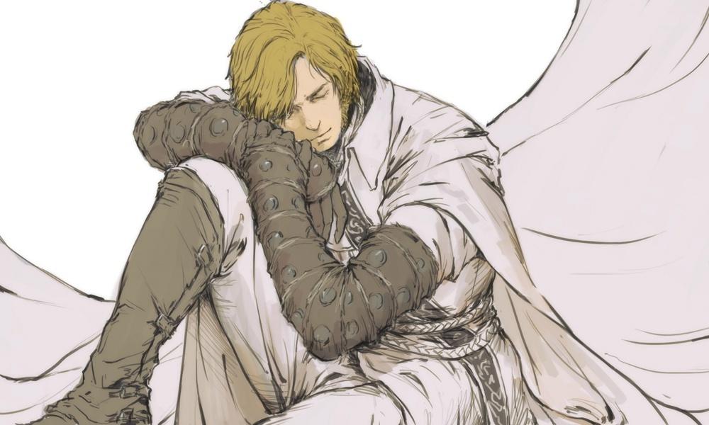 Dark Wallpaper Anime Alfred Bloodborne Image 2136142 Zerochan Anime Image