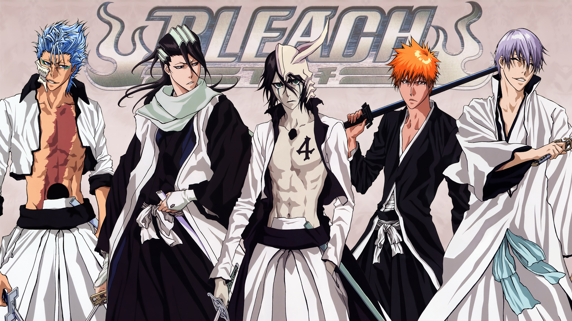Bleach Downloads Bleach Hd Wallpaper Zerochan Anime Image Board