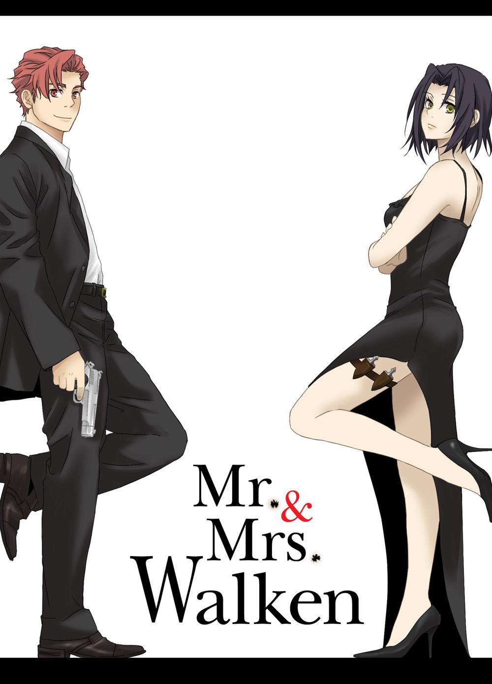 Very Cute Couple Wallpaper Mr Amp Mrs Smith Parody Zerochan Anime Image Board