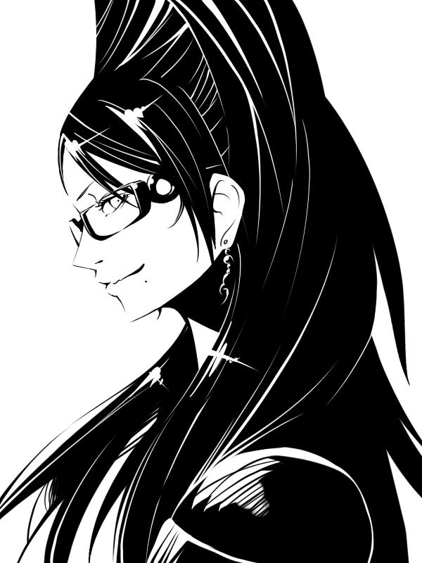 Goth Girl Wallpaper Bayonetta Character Image 255995 Zerochan Anime Image