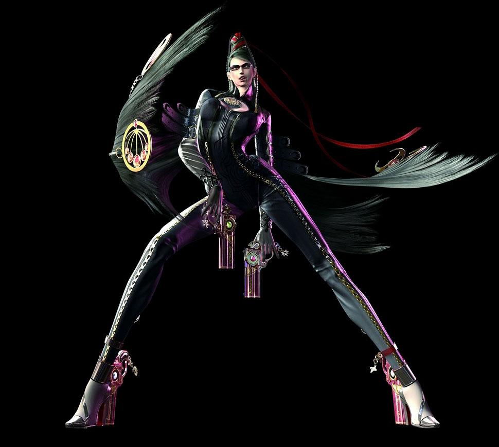 Entry7 Bayonetta Character Image 372063 Zerochan Anime Image