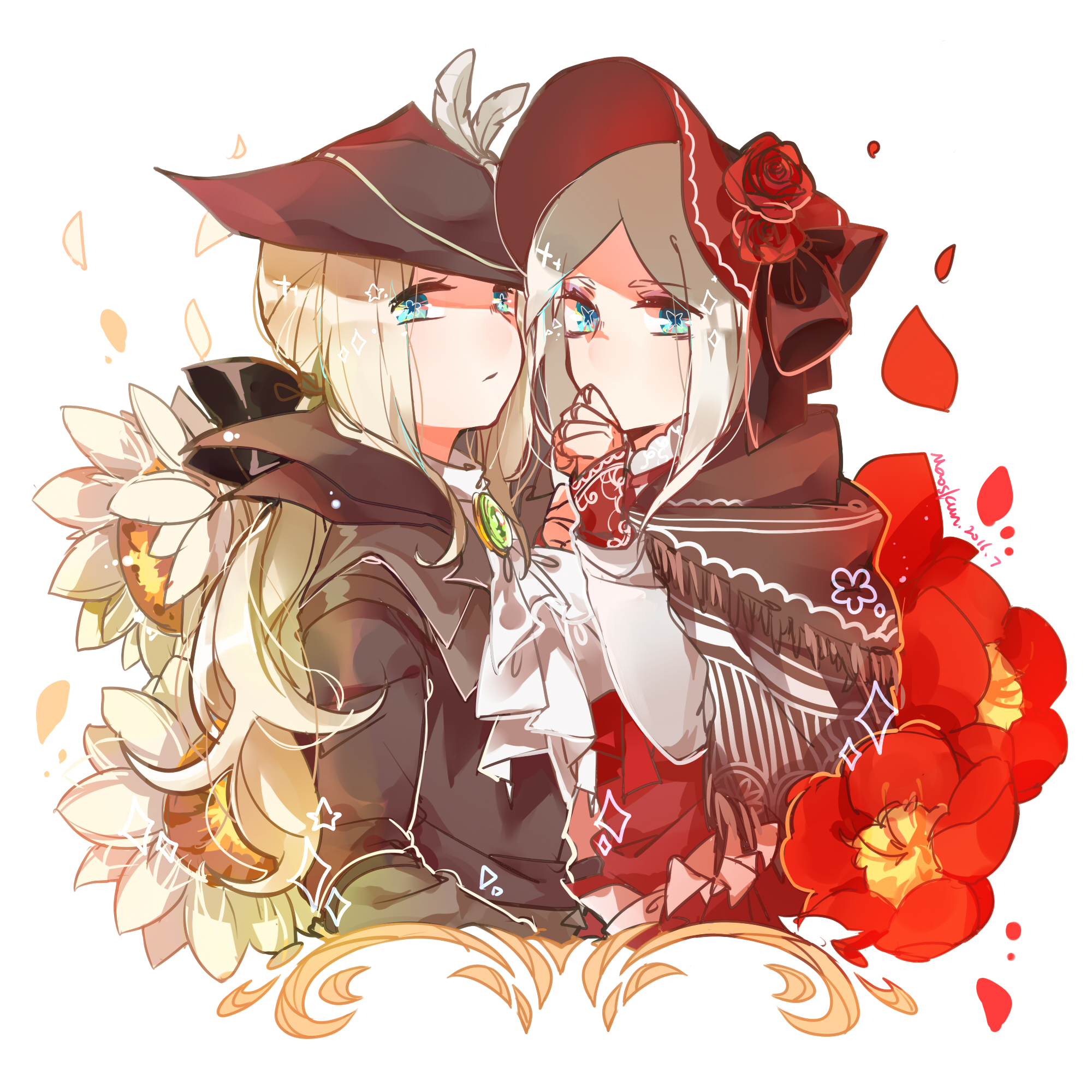 Wallpaper Cute Plain Lady Maria Of The Astral Clocktower Bloodborne