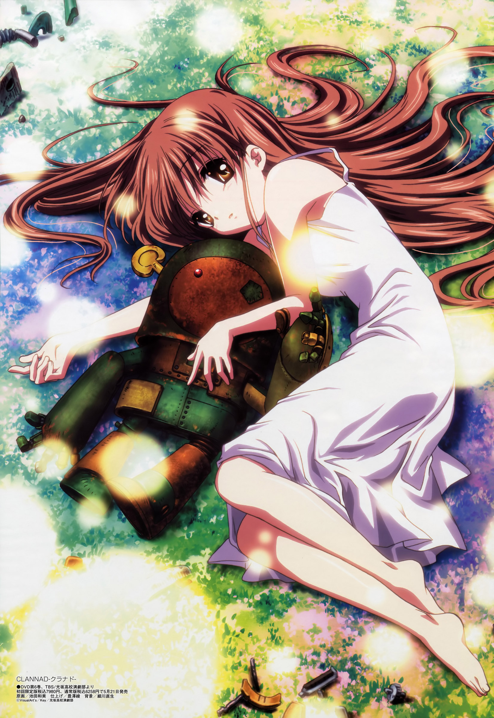 Anime Girl Hd Wallpaper For Android Clannad Zerochan Anime Image Board