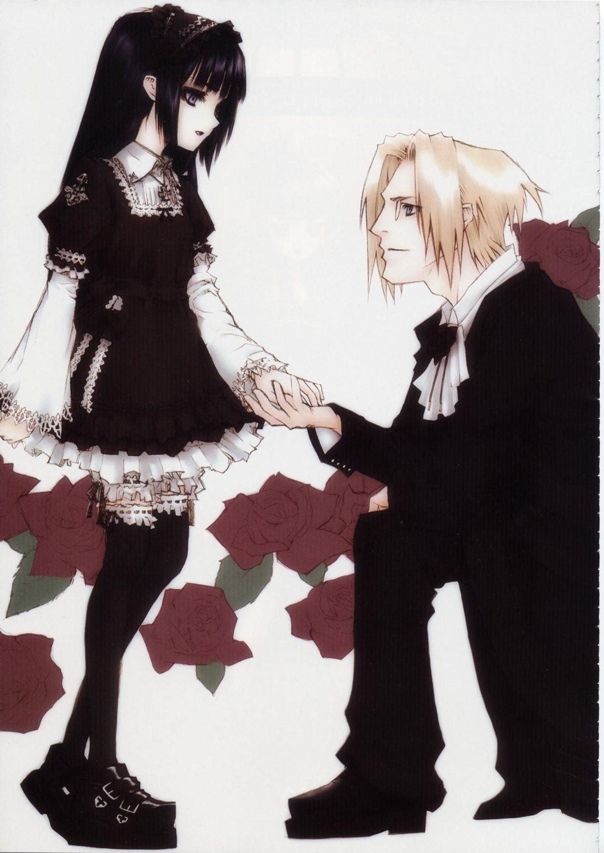 Cute Anime Couple Wallpaper For Iphone Closet Child Zerochan Anime Image Board