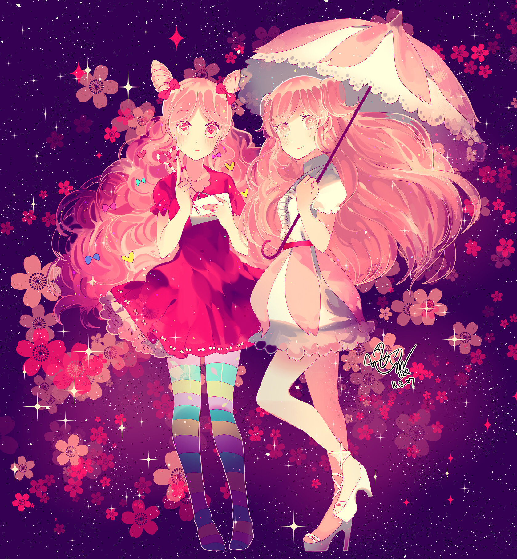 Girl Drawing Wallpaper For Iphone Cotton Candy Cookie Cookie Run Zerochan Anime Image Board