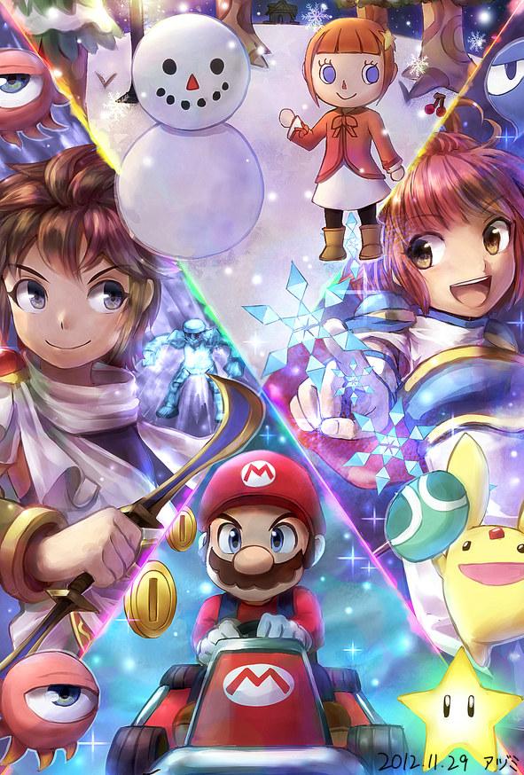Power Pop Girl Wallpaper Cross Over Mobile Wallpaper 1456020 Zerochan Anime