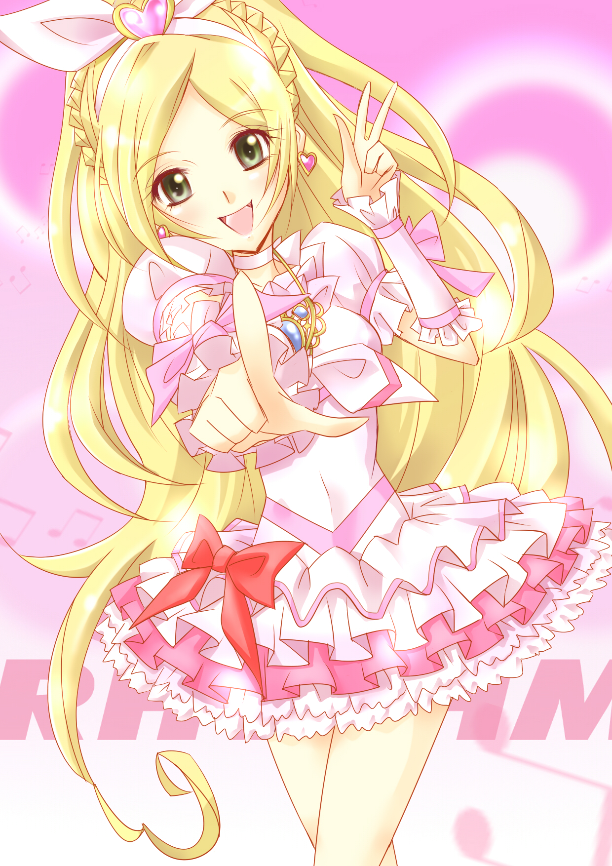 Anime Girl Android Wallpaper Suite Precure♪ Zerochan Anime Image Board
