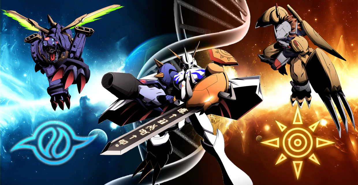 Wargreymon Wallpaper 3d Digimon Adventure 1583870 Zerochan