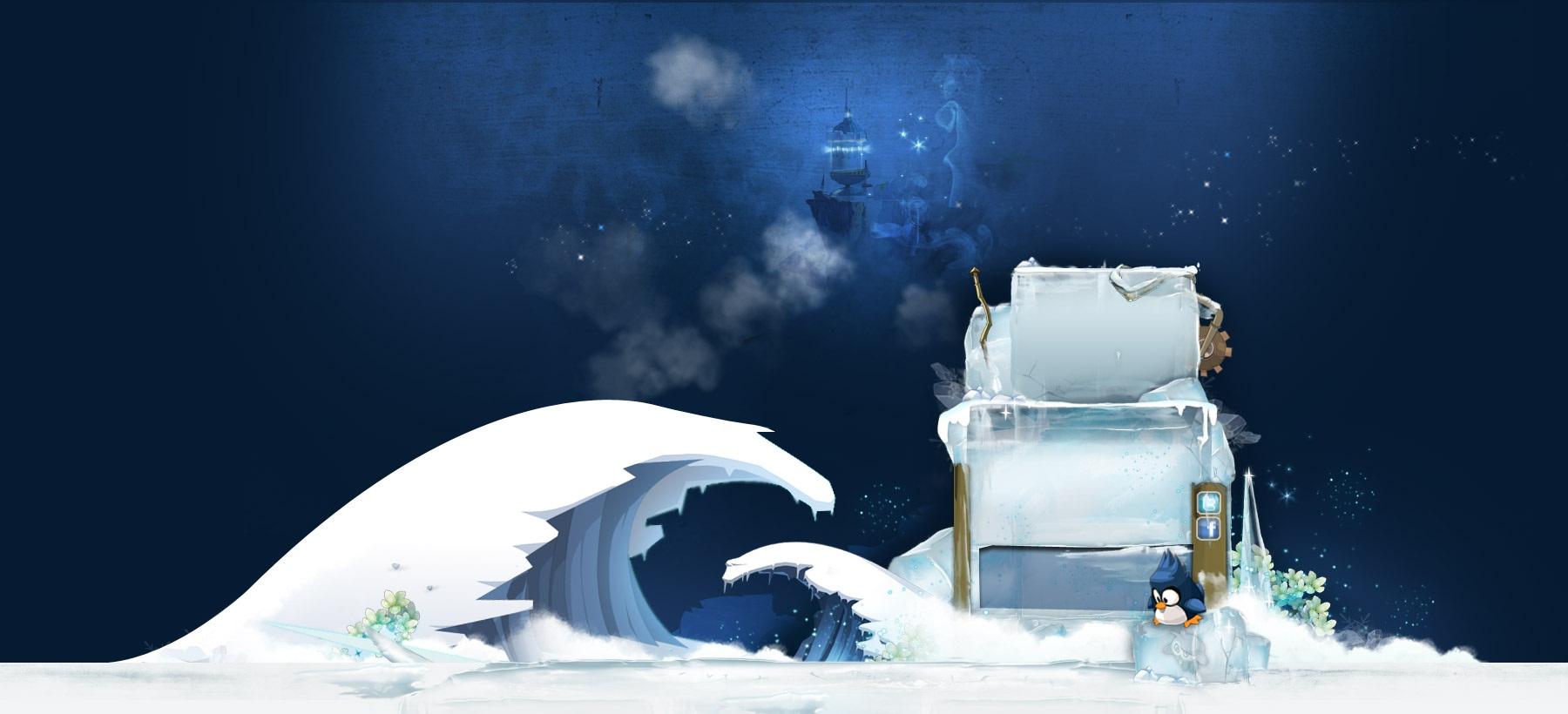 Snow Anime Wallpaper Dofus 707666 Zerochan