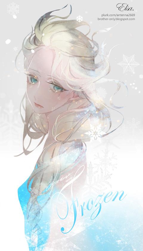 Full Hd Cute Boy Wallpaper Elsa The Snow Queen Frozen Disney Mobile Wallpaper