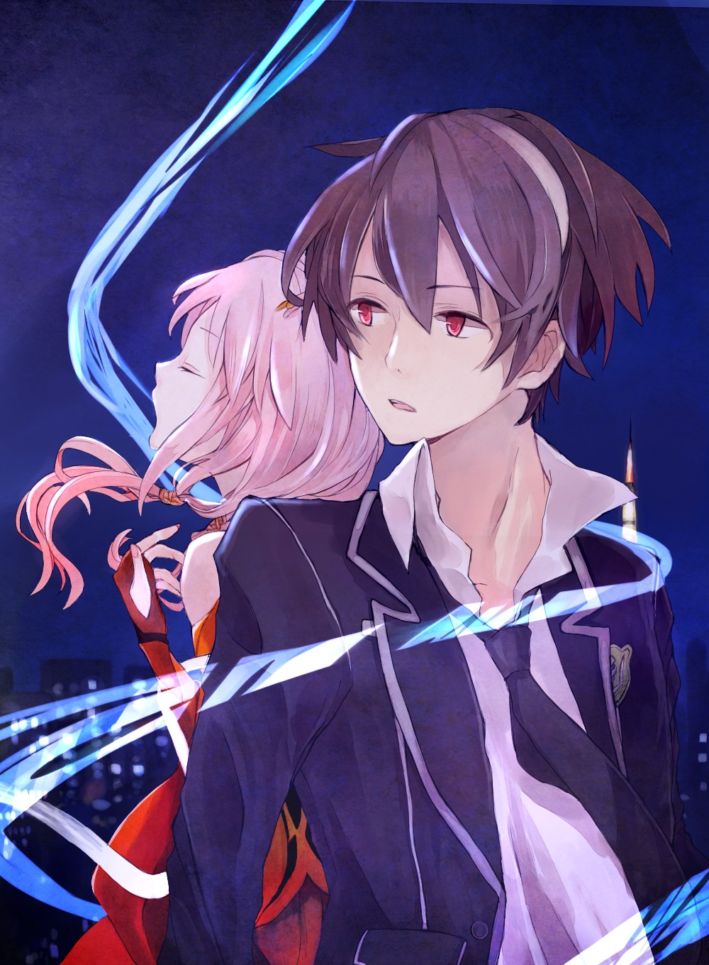 Anime Manga Wallpaper Guilty Crown Page 21 Of 88 Zerochan Anime Image Board