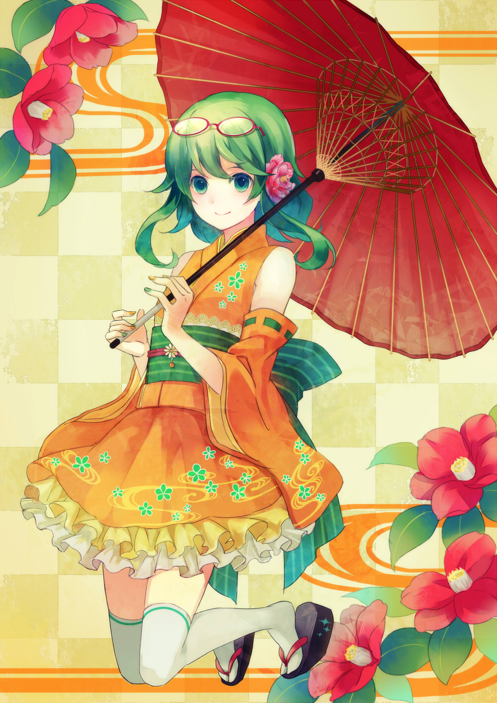 Wallpaper Dark Anime Gumi Vocaloid Mobile Wallpaper 1469828 Zerochan