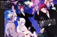 Gakuen K -Wonderful School Days- - K Project - Zerochan ...