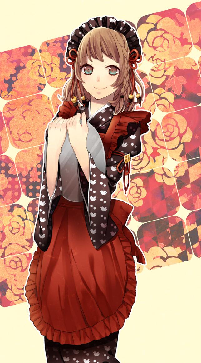 Amnesia Anime Wallpaper Heroine Amnesia Mobile Wallpaper 1473706 Zerochan