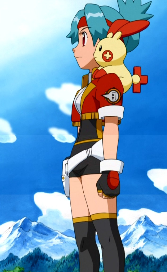 Gif As Wallpaper Iphone X Hinata Pok 233 Mon Zerochan Anime Image Board
