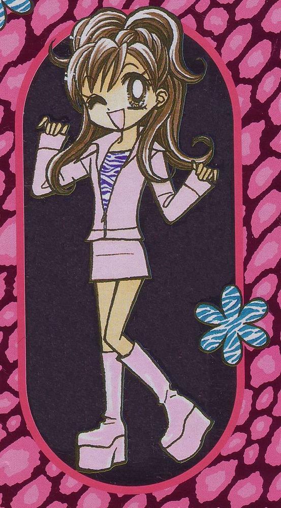 Honda Girl Wallpaper Super Gals Zerochan Anime Image Board