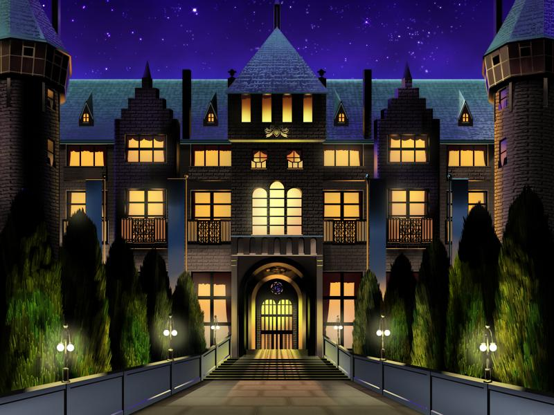 3d Wallpaper For Master Bedroom Mansion Zerochan Anime Image Board