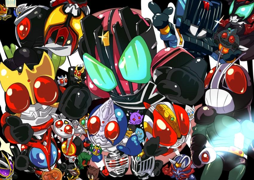 Wallpaper Anime Girl Open Arms Kamen Rider Decade Kamen Rider Series Zerochan Anime