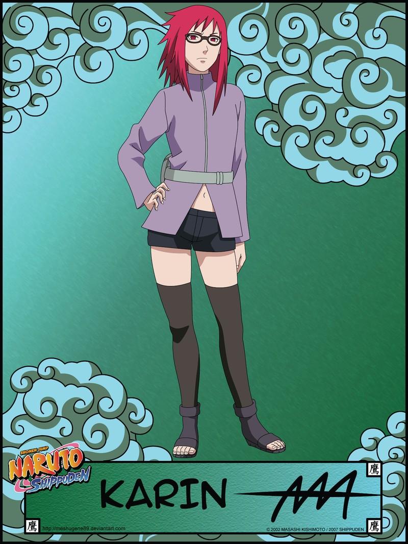 Anime Wallpaper Naruto Shippuden Karin Naruto Naruto ShippŪden Zerochan Anime Image