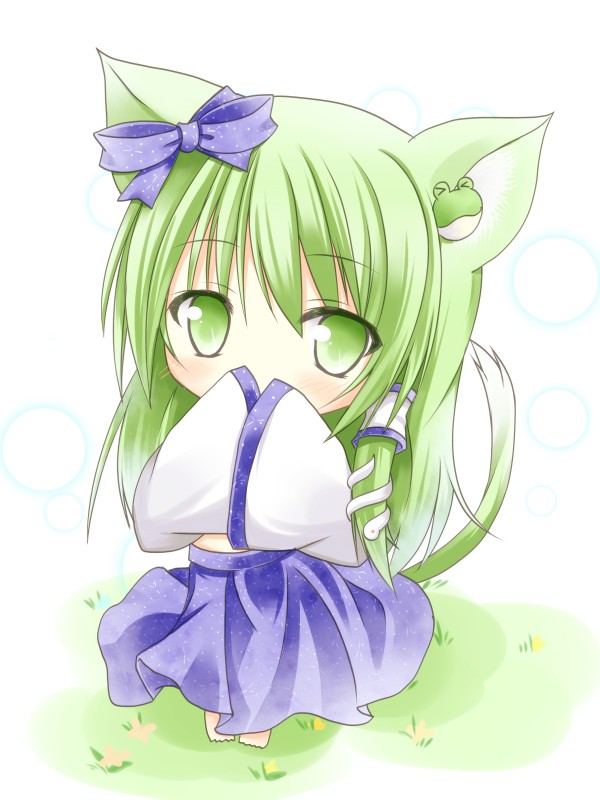 Sad Little Girl Wallpaper Kochiya Sanae 879367 Zerochan