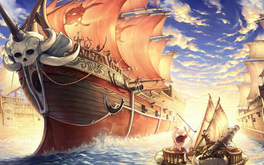 Wallpaper Hd Pirates Of The Caribbean Kooh Pangya Wallpaper 46566 Zerochan Anime Image Board
