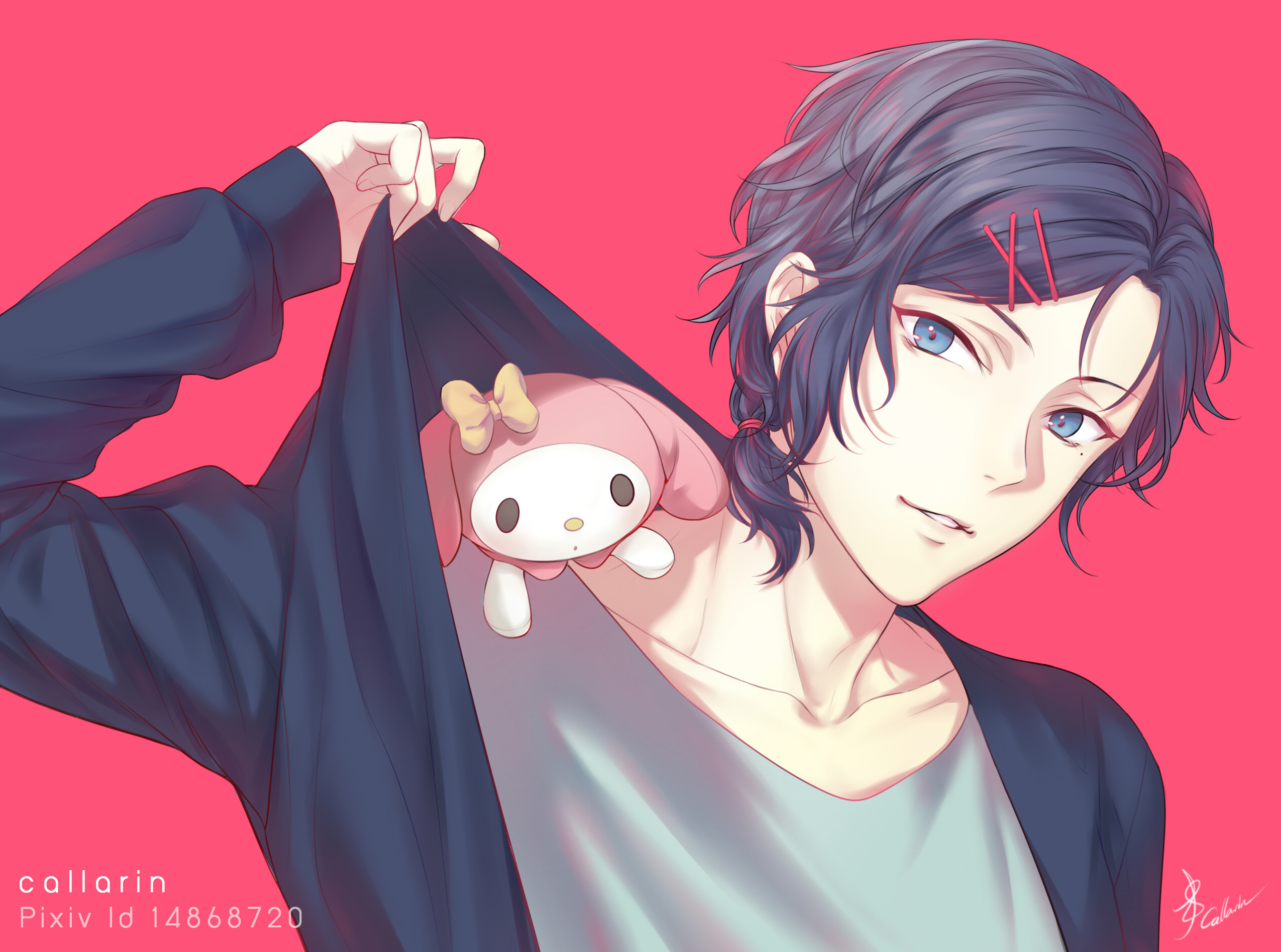 Full Hd Cute Boy Wallpaper Sanrio Danshi Zerochan Anime Image Board